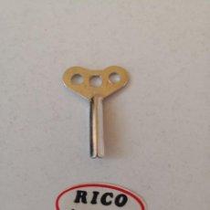 Juguetes antiguos Rico: RICO O PAYA, LLAVE PARA JUGUETES A CUERDA.. Lote 203800767