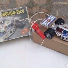 Juguetes antiguos Rico: SÚPERBOLIDO - RICO. Lote 207782352