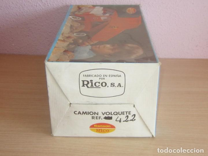 Juguetes antiguos Rico: SANSON JUNIOR LOS ANIMALES DEL CIRCO SALVAJE, NUEVO A ESTRENAR CON SU CAJA, REF 422 - Foto 2 - 212969562
