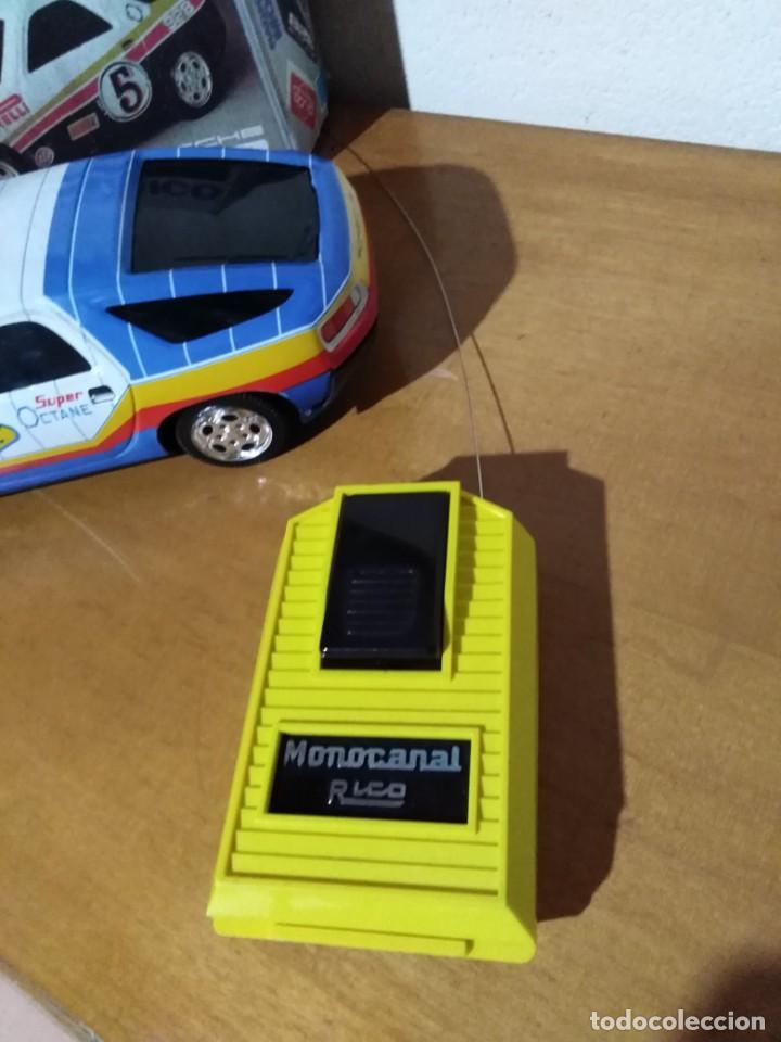 Juguetes antiguos Rico: Coche Rico Porsche 928 - Foto 2 - 213295236