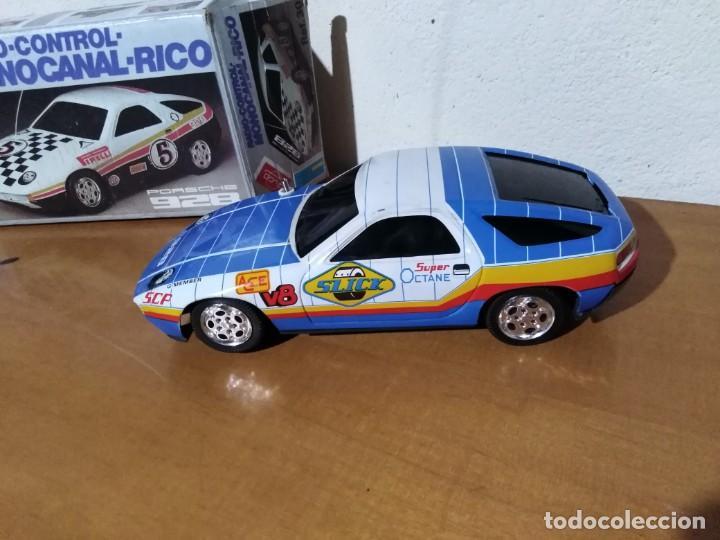 Juguetes antiguos Rico: Coche Rico Porsche 928 - Foto 4 - 213295236