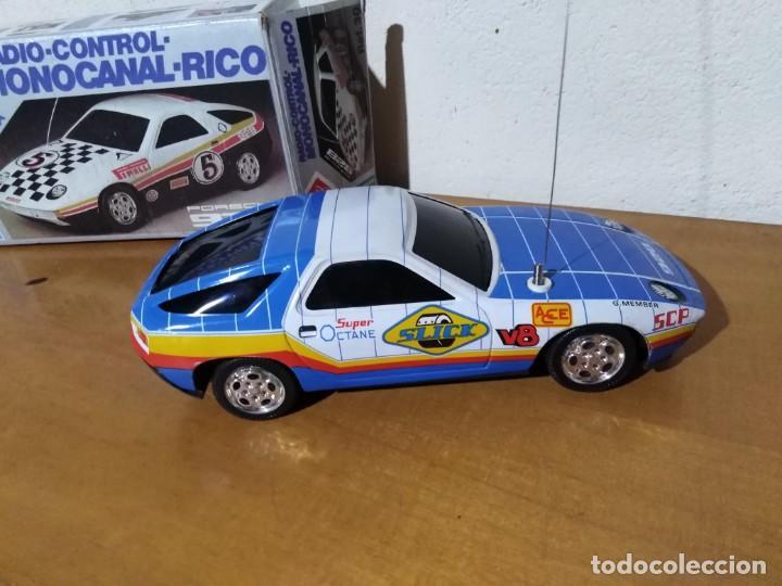 Juguetes antiguos Rico: Coche Rico Porsche 928 - Foto 5 - 213295236