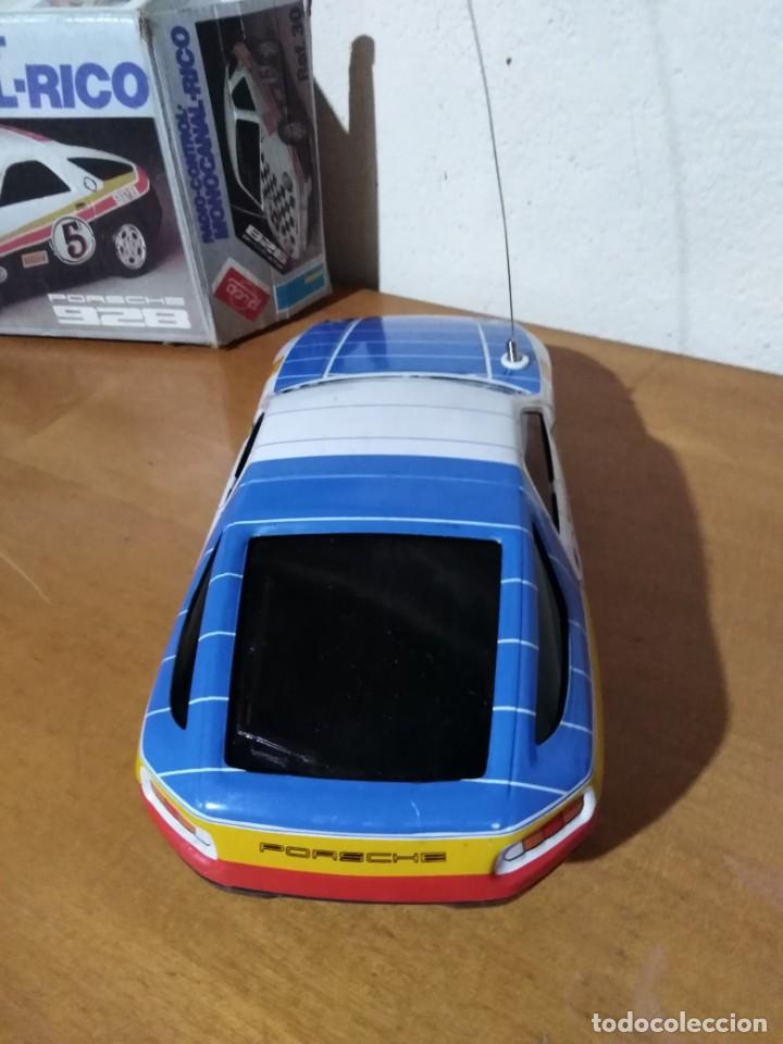 Juguetes antiguos Rico: Coche Rico Porsche 928 - Foto 7 - 213295236