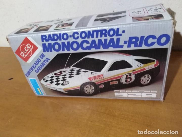 Juguetes antiguos Rico: Coche Rico Porsche 928 - Foto 10 - 213295236
