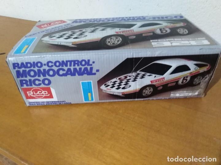 Juguetes antiguos Rico: Coche Rico Porsche 928 - Foto 13 - 213295236