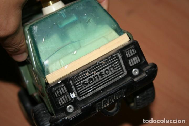 Juguetes antiguos Rico: coche rico ambulancia militar - Foto 3 - 216428546