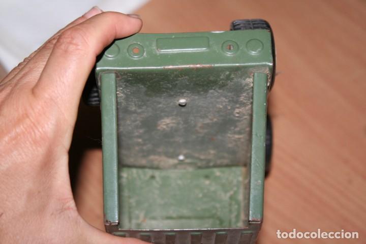 Juguetes antiguos Rico: coche rico ambulancia militar - Foto 6 - 216428546