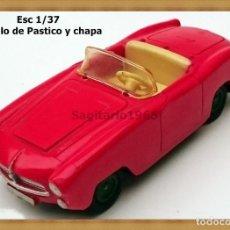 Juguetes antiguos Rico: RICO MINIATURAS REF 704 1959 PEGASO Z102 SPORT / VOLANTE NO ORIGINAL. Lote 213056850