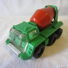 Brinquedos antigos Rico: HORMIGONERA TONKA (RICO) (REF. 114) (COLECCION MINI MINIS SANSON). Lote 218549376