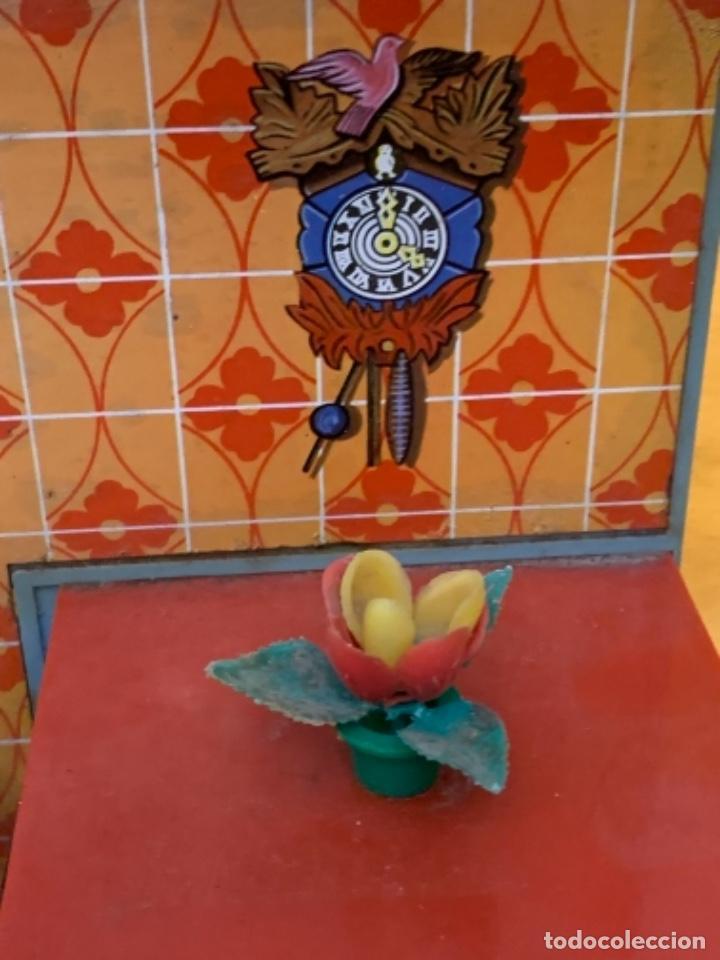Juguetes antiguos Rico: Cocina de la marca rico - Foto 5 - 218555227