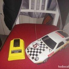 Juguetes antiguos Rico: ANTIGUO PORSCHE RADIO CONTROL. Lote 222201577