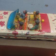 Giocattoli antichi Rico: COCHE DE JUGUETE METALICO FORD GALAXY BEATLES YE-YES RICO. Lote 222753848