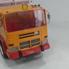 Juguetes antiguos Rico: ANTIGUO CAMION PEGASO DE RICO TRANSINTER DE RICO. Lote 235871235