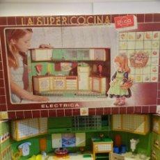 Juguetes antiguos Rico: SUPER COCINA RICO. REF: 158. MUY BUEN ESTADO. ENVIO AGENCIA 12.00 €. Lote 227190170
