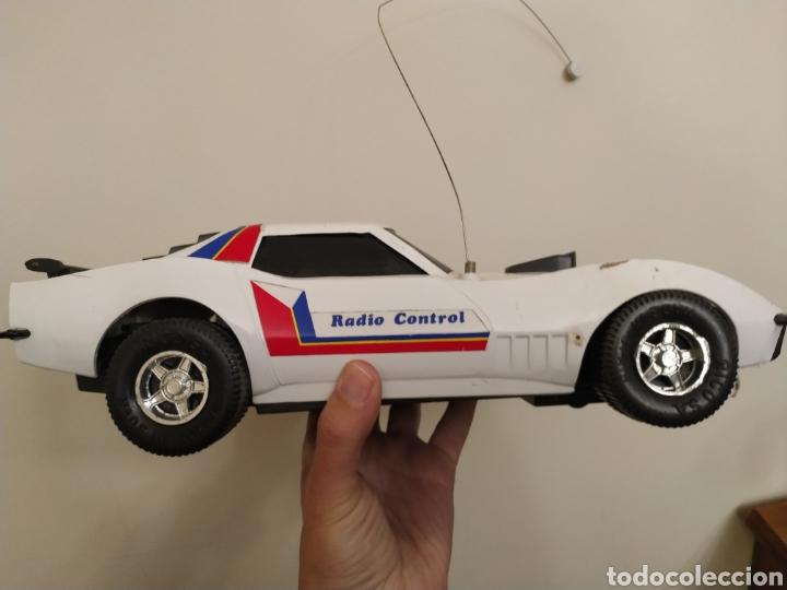 Juguetes antiguos Rico: Lote de 3 coches rico para reparar o piezas y dos mandos - Foto 4 - 229616155