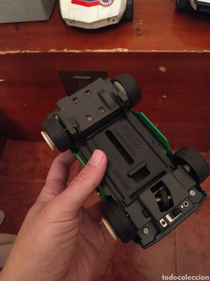 Juguetes antiguos Rico: Lote de 3 coches rico para reparar o piezas y dos mandos - Foto 5 - 229616155