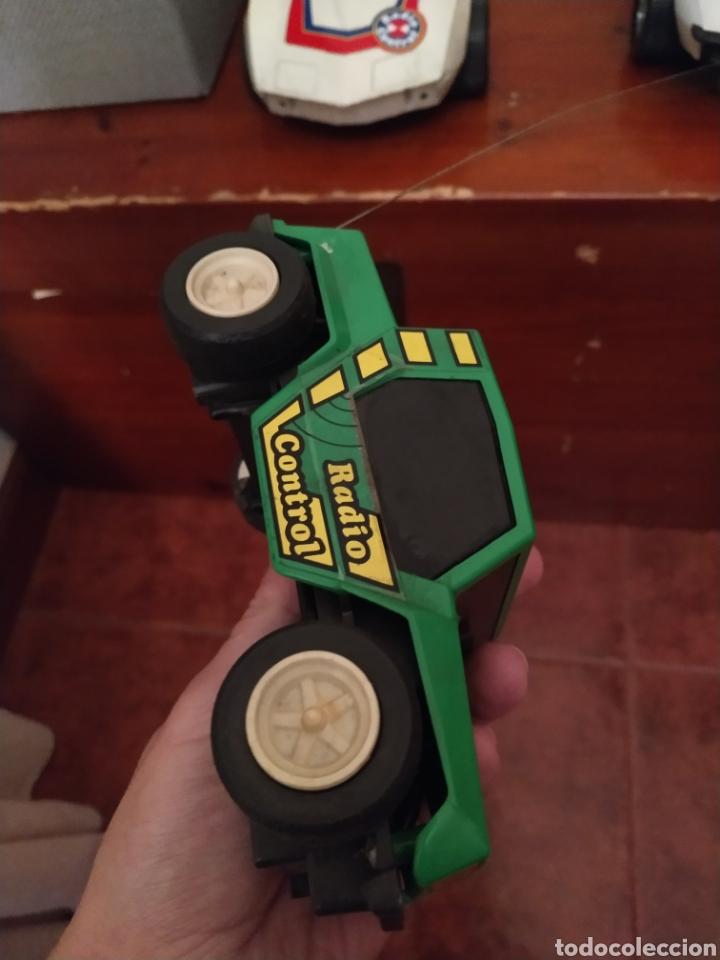 Juguetes antiguos Rico: Lote de 3 coches rico para reparar o piezas y dos mandos - Foto 6 - 229616155