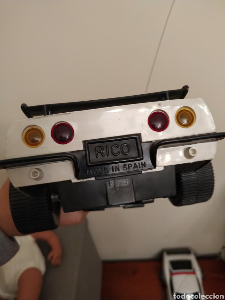 Juguetes antiguos Rico: Lote de 3 coches rico para reparar o piezas y dos mandos - Foto 15 - 229616155
