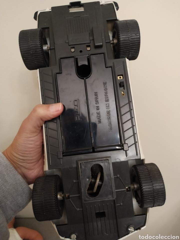 Juguetes antiguos Rico: Lote de 3 coches rico para reparar o piezas y dos mandos - Foto 16 - 229616155