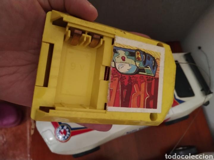 Juguetes antiguos Rico: Lote de 3 coches rico para reparar o piezas y dos mandos - Foto 27 - 229616155