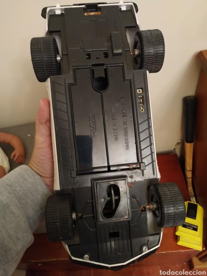 Juguetes antiguos Rico: Lote de 3 coches rico para reparar o piezas y dos mandos - Foto 29 - 229616155