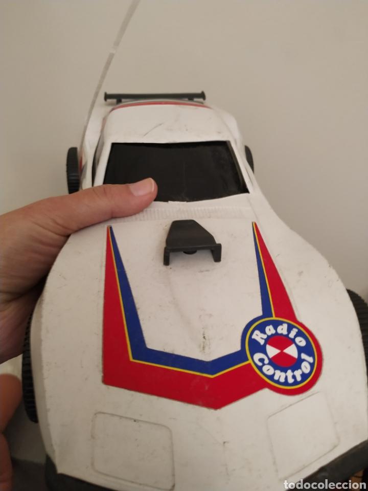 Juguetes antiguos Rico: Lote de 3 coches rico para reparar o piezas y dos mandos - Foto 3 - 229616155