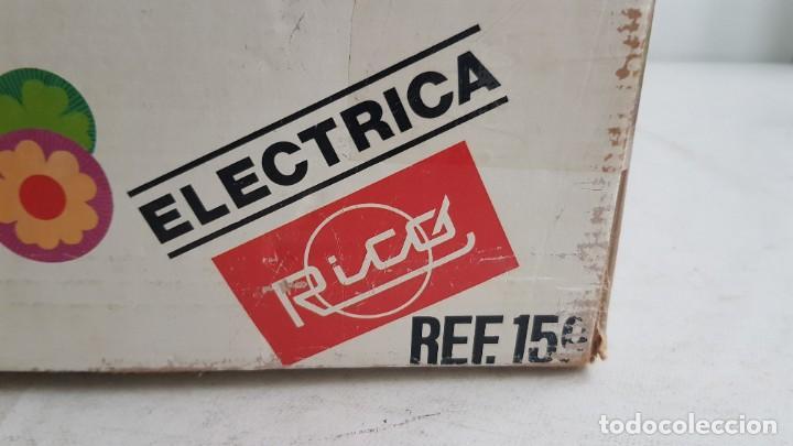 Juguetes antiguos Rico: La Super cocina electrica batidora telefono y luz funcionando años 70 de rico - Foto 4 - 232657660