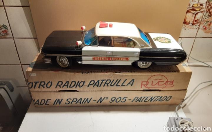 RADIO PATRULLA DE RICO (Juguetes - Marcas Clásicas - Rico)