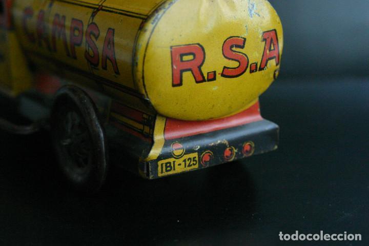 Juguetes antiguos Rico: RICO, camión cisterna 1930 - Foto 4 - 236937835