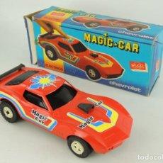 Giocattoli antichi Rico: CHEVROLET MAGIC-CAR ELECTRICO DE RICO, REF 33. Lote 240747700