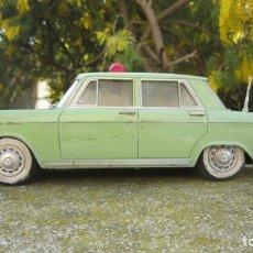 Brinquedos antigos Rico: RICO. SEAT 1400C POLICIA COMPLETO Y FUNCIONANDO.. Lote 241204215
