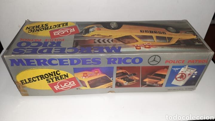 POLICE PATROL RICO (Juguetes - Marcas Clásicas - Rico)