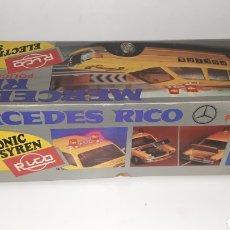 Juguetes antiguos Rico: POLICE PATROL RICO. Lote 241275485