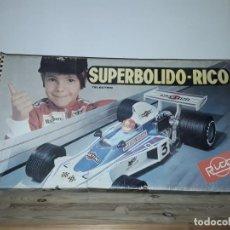 Giocattoli antichi Rico: SUPERBOLIDO DE RICO CABLEDIRIGIDO. Lote 241889930