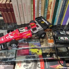Brinquedos antigos Rico: COCHE FÓRMULA 1 DE RICO AÑOS 70 DE CABLE. Lote 244300885