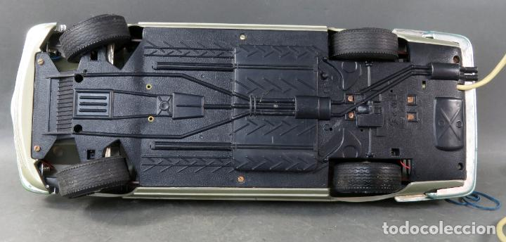 Juguetes antiguos Rico: Mercedes 450 SE Rico Diplomático Eléctrico Conducido cabledirigido años 70 Funciona - Foto 8 - 245232810