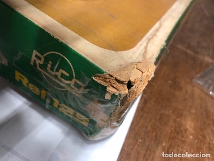 Juguetes antiguos Rico: ANTIGUO JUEGO MAQUETA 2000 DE RICO EN SU VAJA ORIGINAL(tal y como se ve en las fotos) - Foto 7 - 245351180