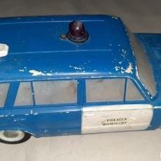 Juguetes antiguos Rico: SEAT 1430 POLICÍA MUNICIPAL. Lote 261109890