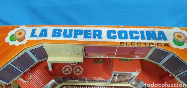 Juguetes antiguos Rico: LA SUPER COCINA ELÉCTRICA - RICO - Foto 11 - 262212570