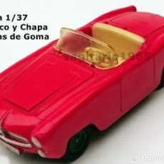 Juguetes antiguos Rico: RICO MINIATURAS REF 704 1959 PEGASO Z102 SPORT. Lote 213056850