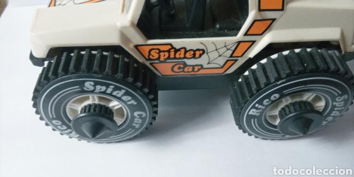 Juguetes antiguos Rico: RICO - AUTOS LOCOS - CHEETAH - SPIDER CAR - Foto 3 - 267715489