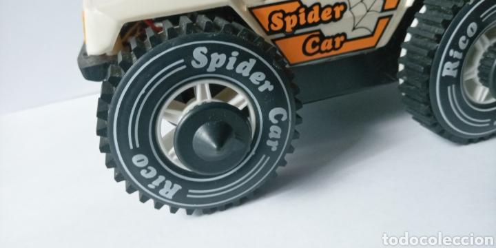 Juguetes antiguos Rico: RICO - AUTOS LOCOS - CHEETAH - SPIDER CAR - Foto 4 - 267715489