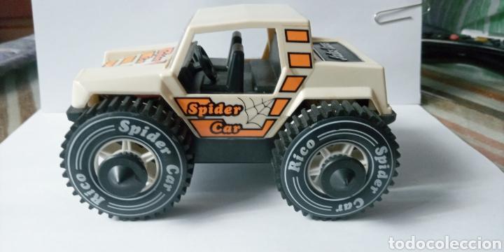 Juguetes antiguos Rico: RICO - AUTOS LOCOS - CHEETAH - SPIDER CAR - Foto 5 - 267715489