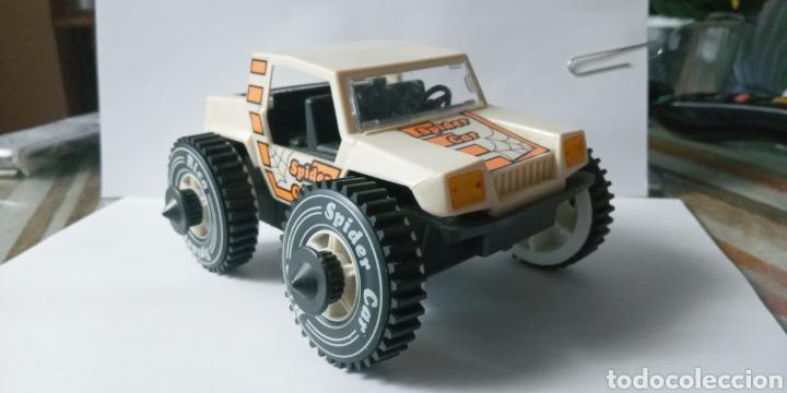 Juguetes antiguos Rico: RICO - AUTOS LOCOS - CHEETAH - SPIDER CAR - Foto 8 - 267715489