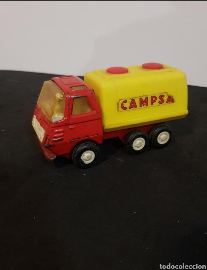 Juguetes antiguos Rico: camion de rico sanson años 70 - Foto 2 - 269086208