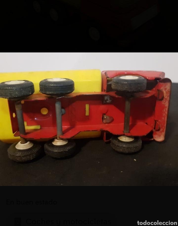 Juguetes antiguos Rico: camion de rico sanson años 70 - Foto 6 - 269086208