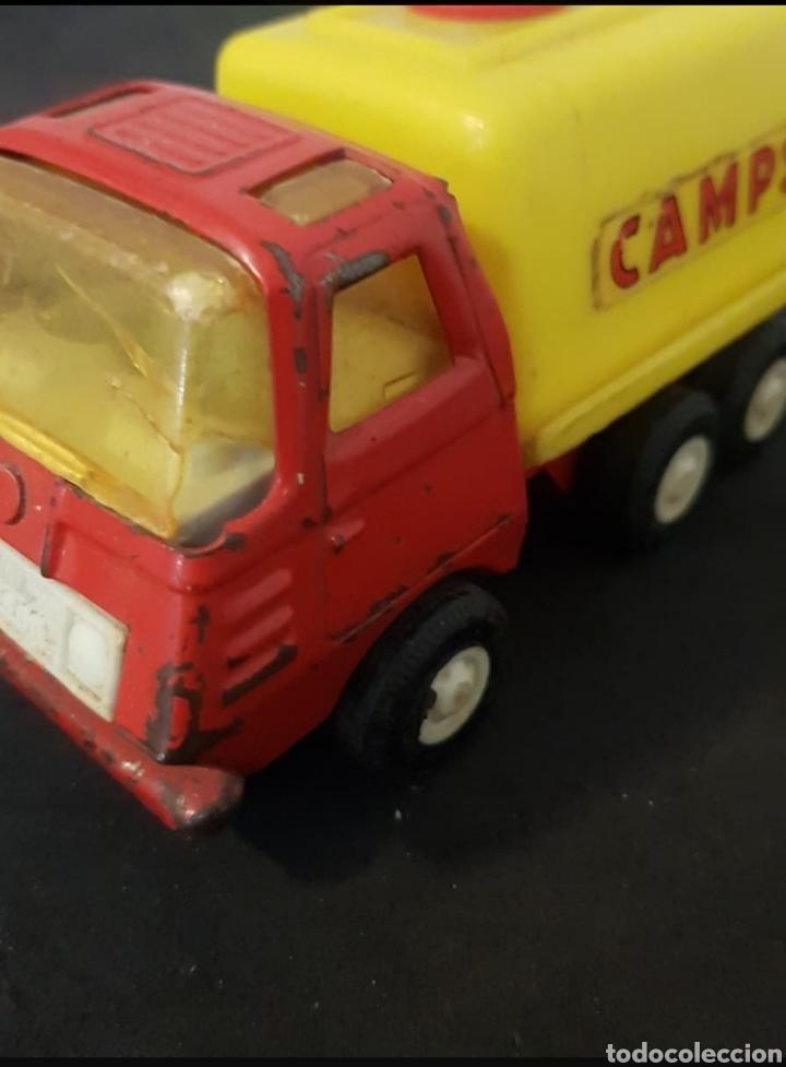 Juguetes antiguos Rico: camion de rico sanson años 70 - Foto 8 - 269086208