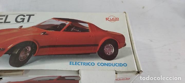Juguetes antiguos Rico: OPEL GT DE RICO FUNCIONANDO - Foto 3 - 269093473