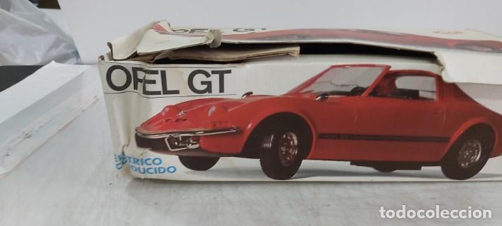 Juguetes antiguos Rico: OPEL GT DE RICO FUNCIONANDO - Foto 4 - 269093473