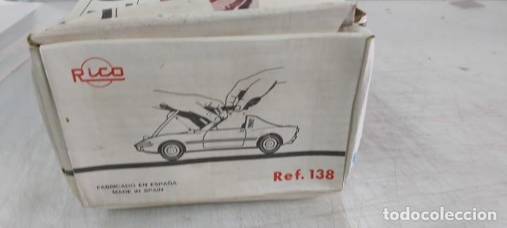 Juguetes antiguos Rico: OPEL GT DE RICO FUNCIONANDO - Foto 9 - 269093473